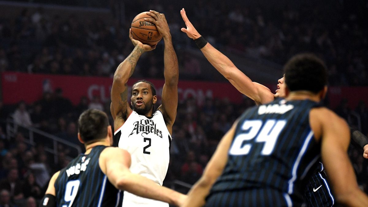 NBA Expert Betting Picks (Sunday, Jan. 26): Best Bets for Clippers-Magic, Celtics-Pelicans, More article feature image