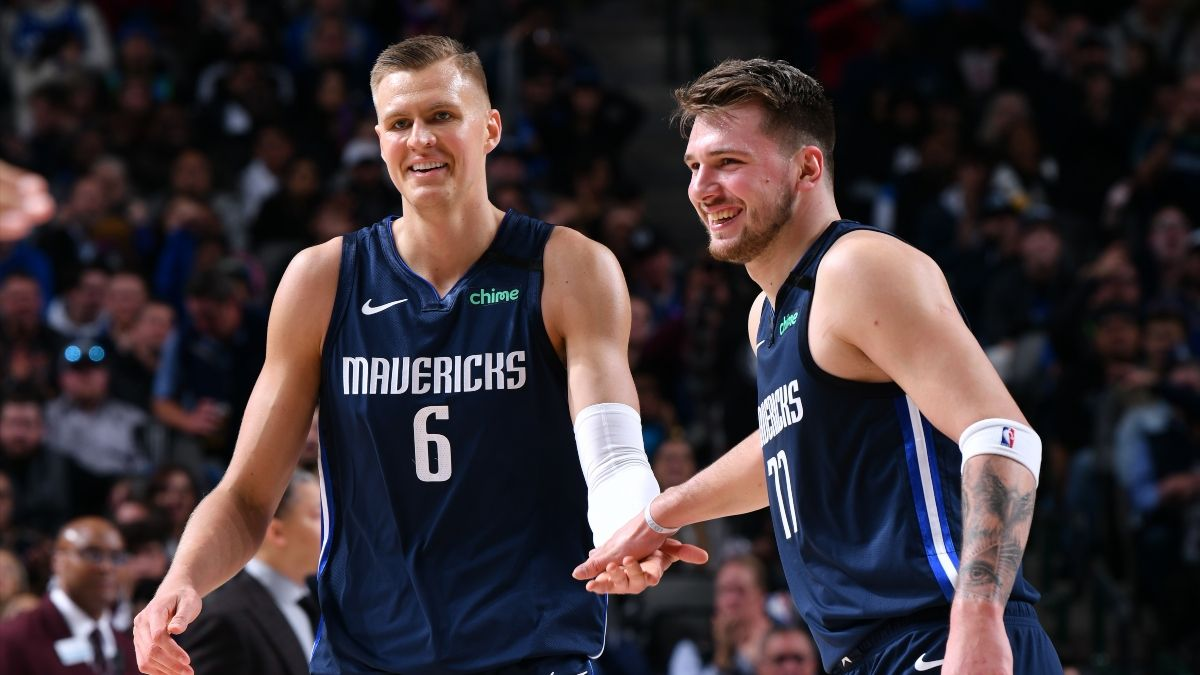 NBA Predictions, Picks & Betting Odds (Friday, Jan. 31): How to Bet Mavs-Rockets Without Luka Doncic article feature image
