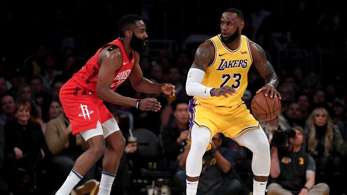 Moore: How NBA Western Conference Playoff Matchups Look at the Half-Way Mark article feature image