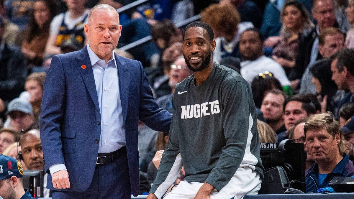 Moore's Tuesday NBA Betting Picks & Angles: Great Coaches as Road Dogs article feature image