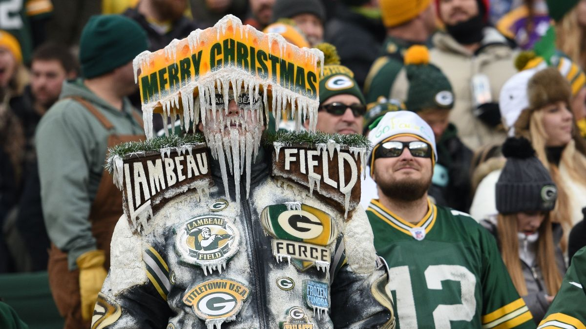 Seahawks vs. Packers Weather Forecast: Cold Temperatures Creating Divisional Round Betting Edge article feature image