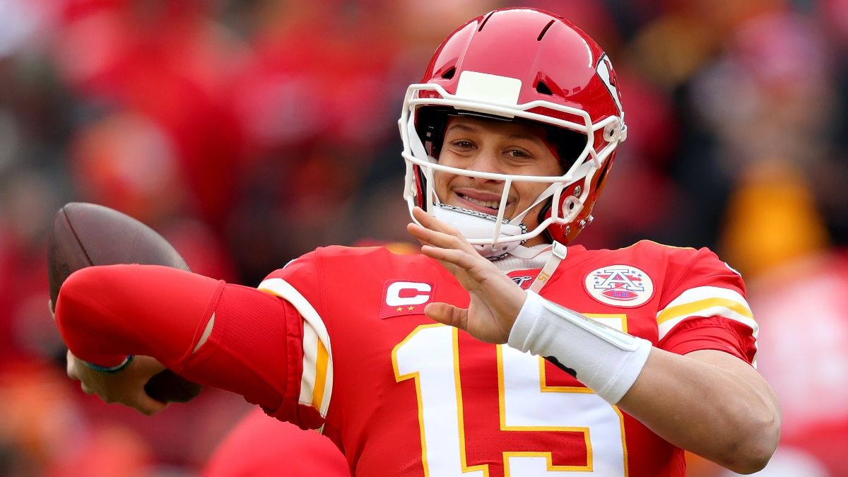 NFL Playoff Betting Strategy: Target Sunday's Conference Championship Game Second-Half Lines article feature image