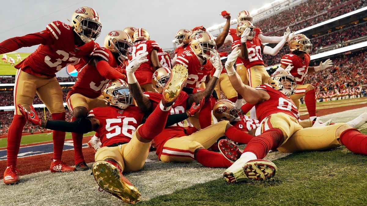 Super Bowl 54 Simulations Reveal 49ers vs. Chiefs Spread Betting Value article feature image