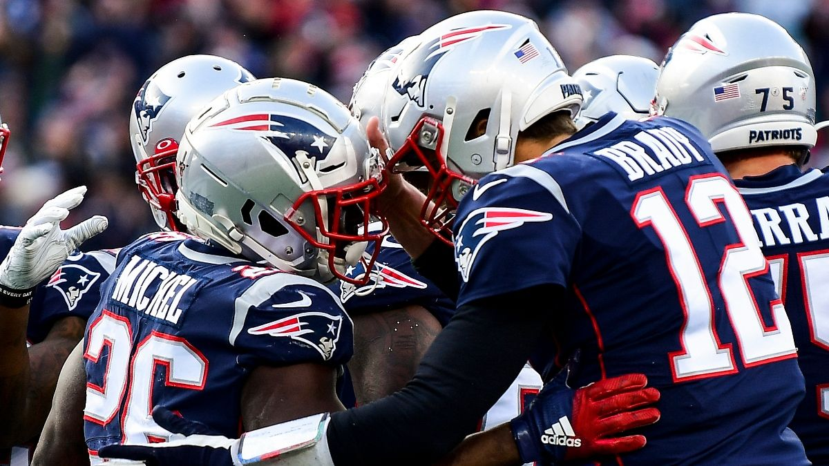 Our Favorite NFL Wild Card Betting Picks for Titans vs. Patriots article feature image
