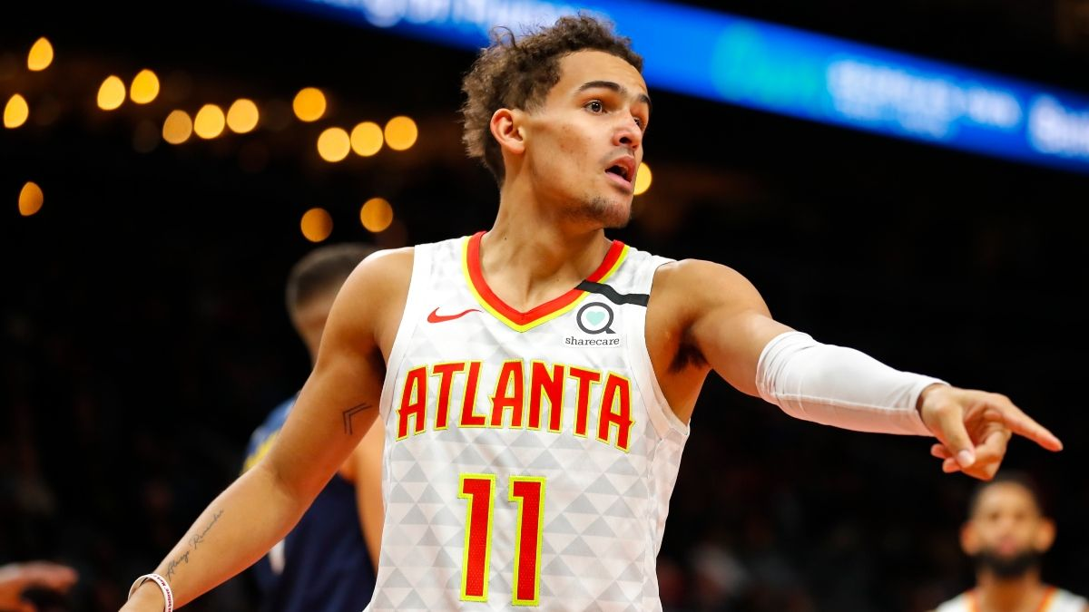 NBA Predictions, Picks & Betting Odds (Wednesday, Jan. 8): Are the Hawks a Buy-Low Candidate? article feature image