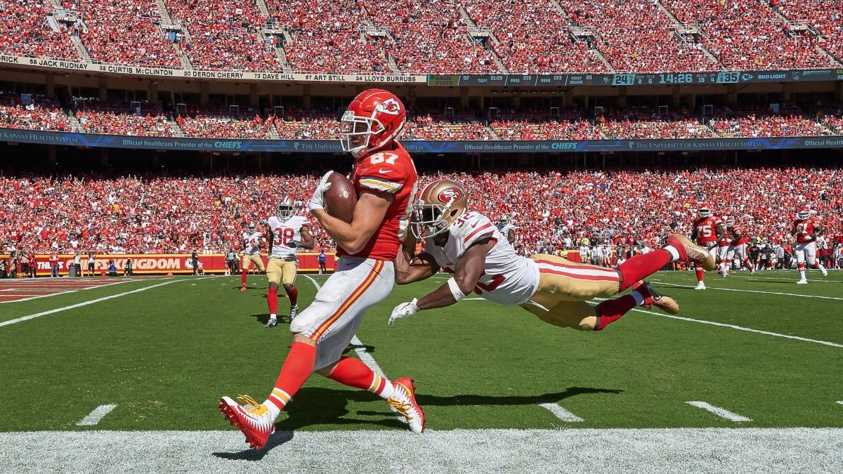 Early Super Bowl Odds Movement: How Bettors Are Driving the 49ers vs. Chiefs Over/Under article feature image