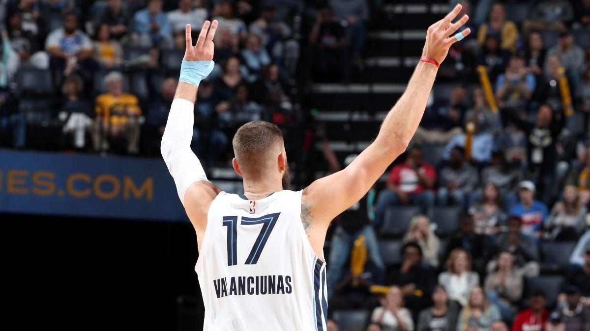 Friday's Best NBA Player Props & Betting Picks (Jan. 30): All in on Jonas Valanciunas article feature image