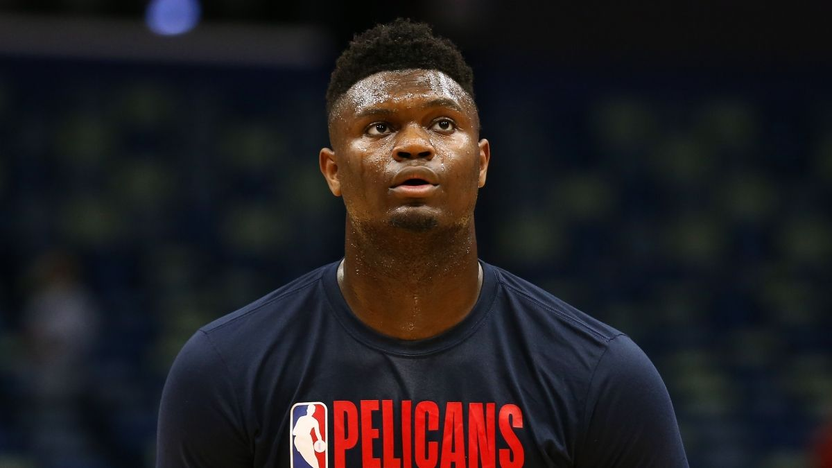 2019-20 NBA Rookie of the Year Odds: Where Zion Williamson Sits Before Wednesday Debut article feature image