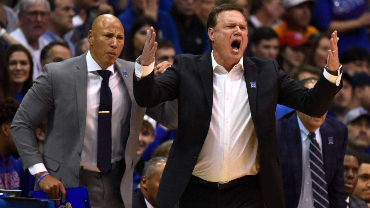Kansas vs. Oklahoma State Sharp Betting Pick: Pros Targeting Monday College Basketball Spread article feature image