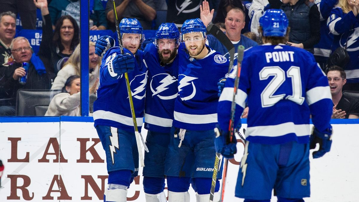 NHL Betting Odds and Picks: Will the Lightning Ever Lose Again? (Saturday, Jan. 11, 2020) article feature image