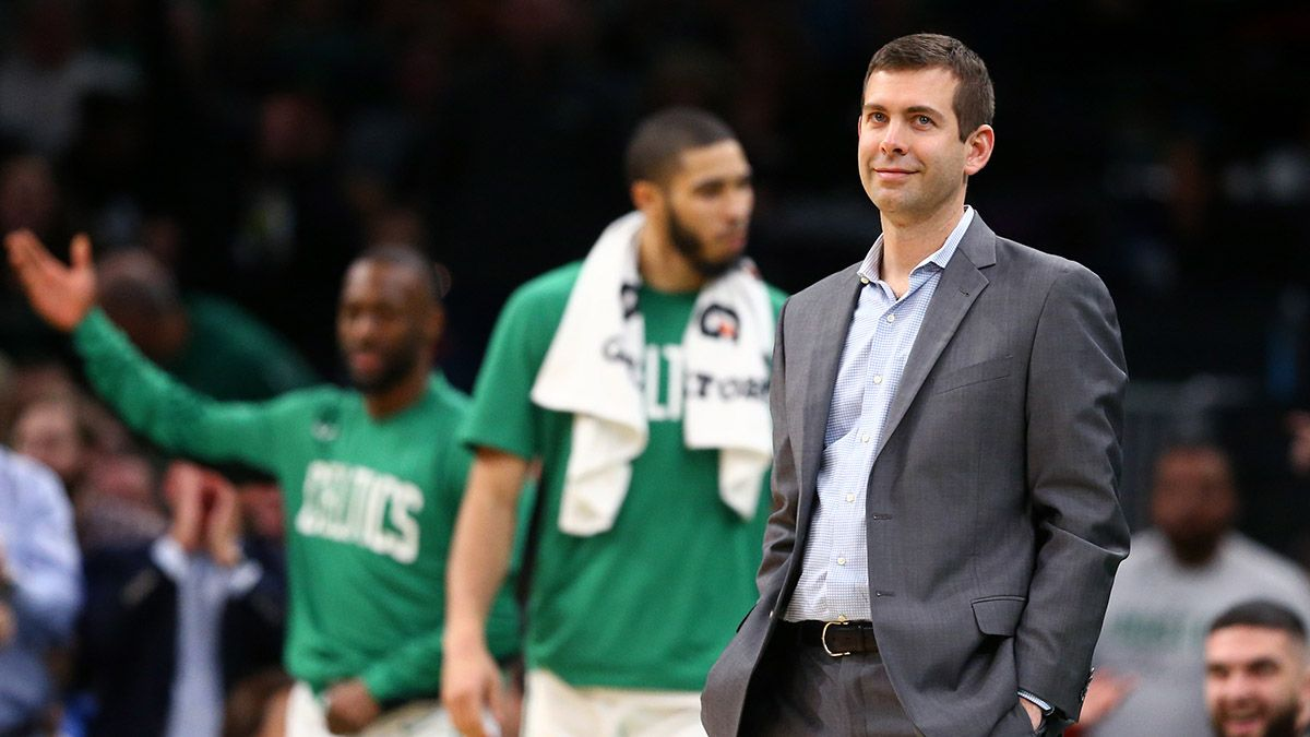 2020-21 NBA Coach of the Year Odds: Brad Stevens Leads the Pack Entering Season article feature image