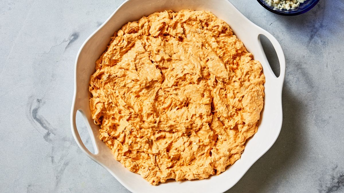 Super Bowl 55 Food Recipes: How To Not Screw up the Buffalo Chicken Dip article feature image