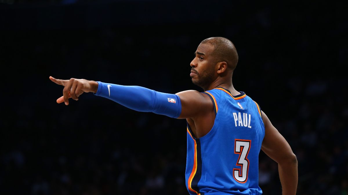 Rockets vs. Thunder Betting Picks, Betting Odds & Predictions: Will CP3 & Co. Spoil Russell Westbrook's OKC Return? article feature image