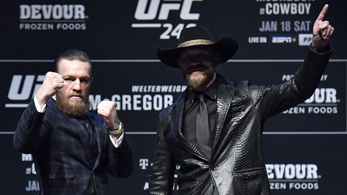 """Conor McGregor vs. Donald """"Cowboy"""" Cerrone Odds & Promotions: The Best Site to Bet McGregor article feature image"""