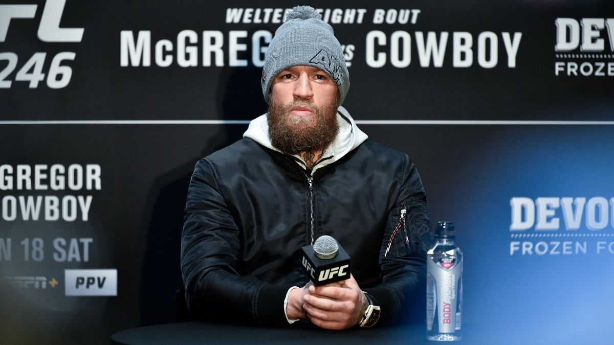 UFC 246 Betting Picks, Odds & Predictions: Best Bets for McGregor-Cerrone, Holm-Pennington article feature image