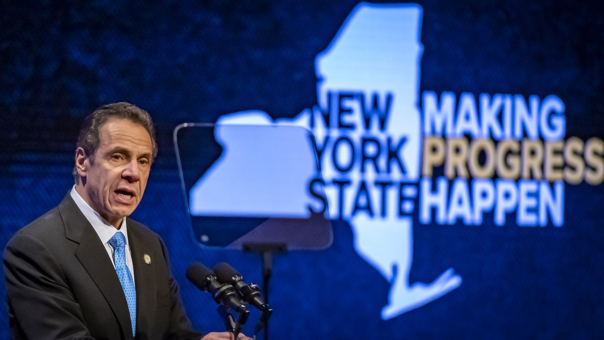 New York State Senator Says Online Sports Betting Proposal Isn't Dead Yet: 'We Have Until March' article feature image
