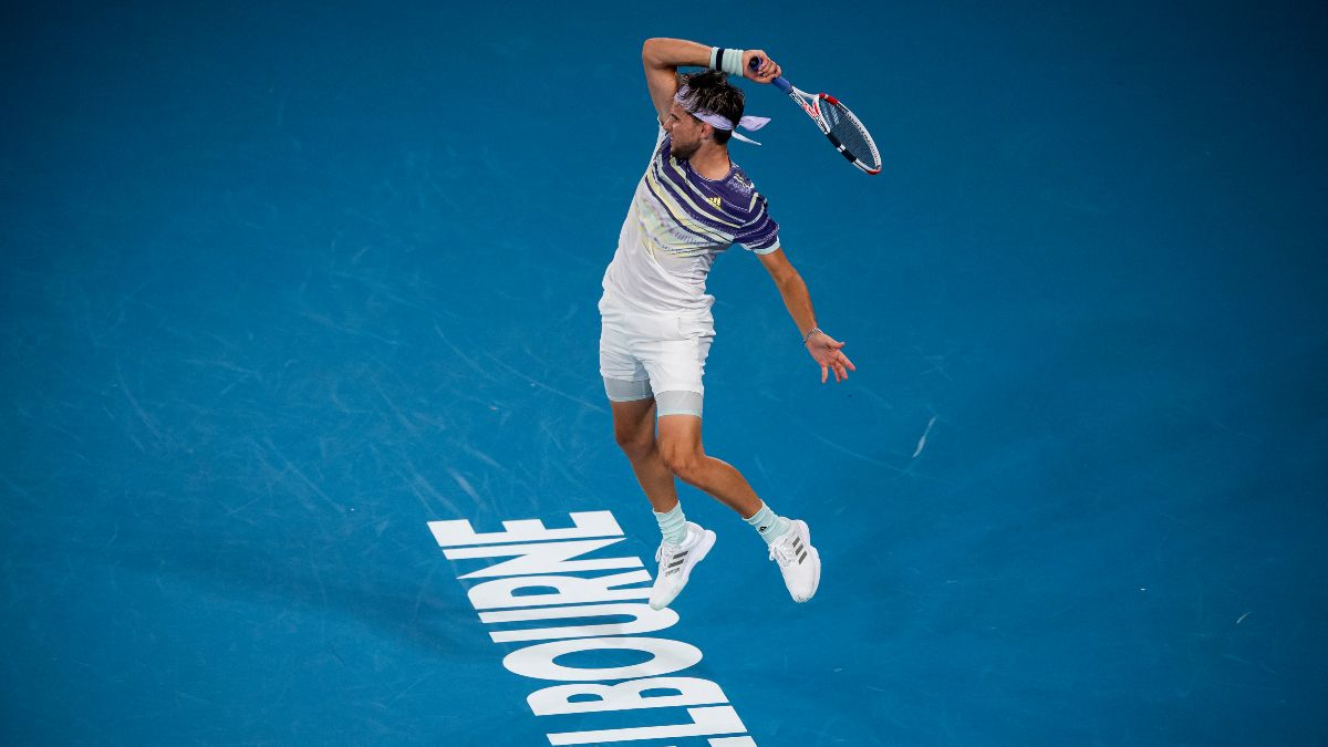 Dominic Thiem vs. Alexander Zverev Betting Odds & Pick: Who Will Advance To the 2020 Australian Open Final? article feature image
