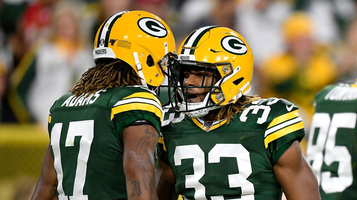Stuckey: My Over/Under and Live Betting Strategy for Packers vs. 49ers article feature image