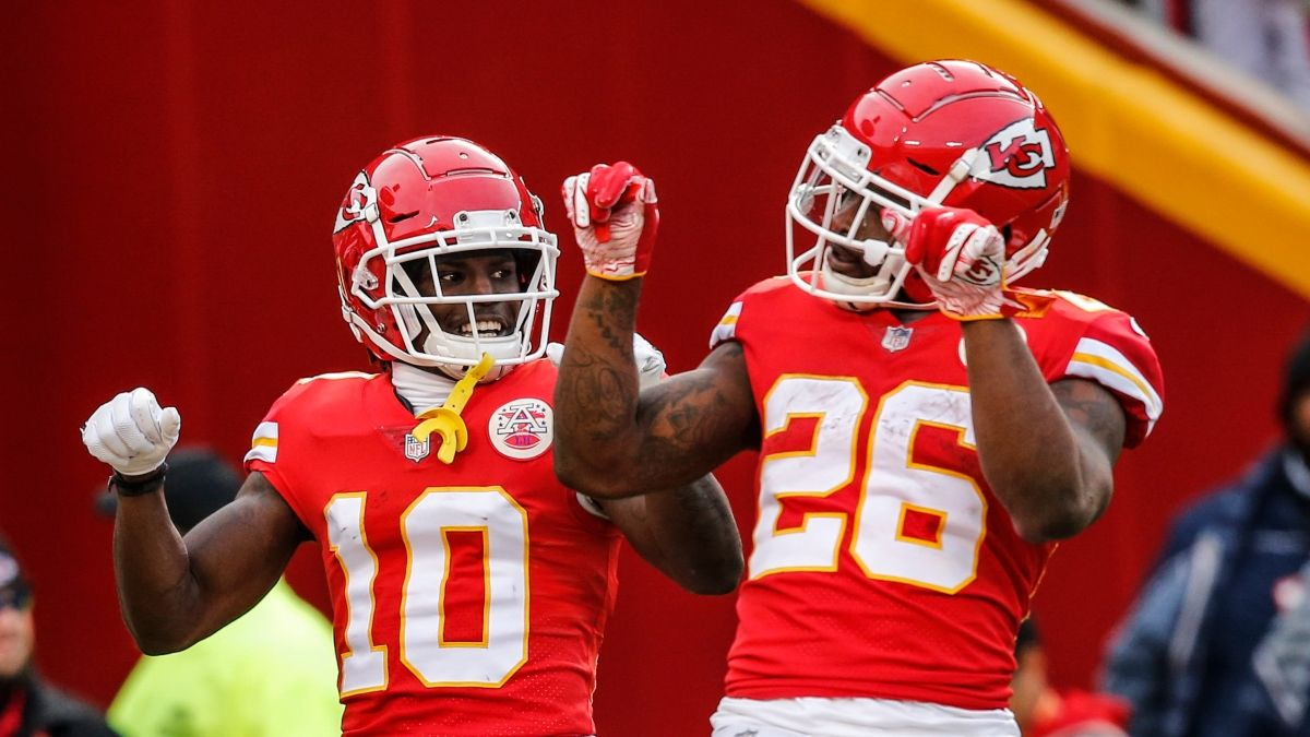 Conference Championships Fantasy Football PPR Rankings: Flex article feature image