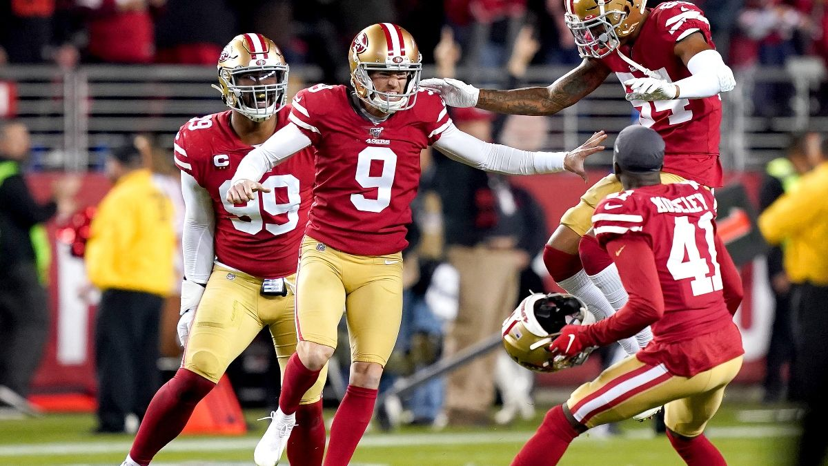 Super Bowl 54 Betting Tip: Should You Take the Moneyline on a 1-Point 49ers vs. Chiefs Spread? article feature image