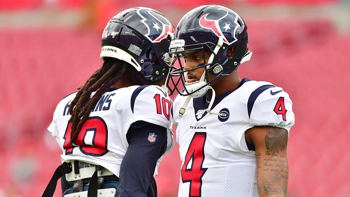 Updated Bills vs. Texans Odds & Line: Over/Under Falling for Saturday's NFL Wild Card Matchup article feature image