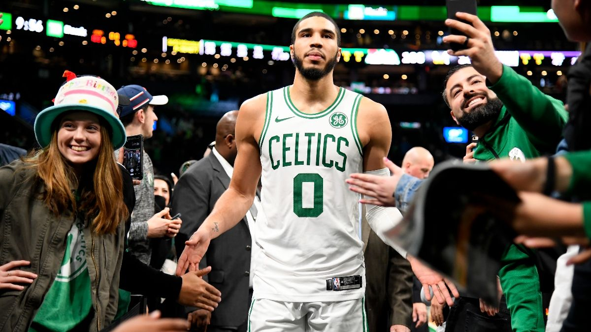 NBA Predictions, Picks & Betting Odds (Thursday, Jan. 9): Back Celtics as Road Dogs? article feature image