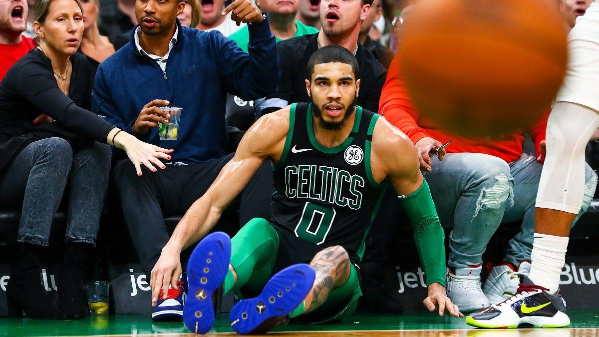 Celtics vs. Heat Betting Picks, Betting Odds & Predictions: Fade Boston With Jayson Tatum Injured? article feature image