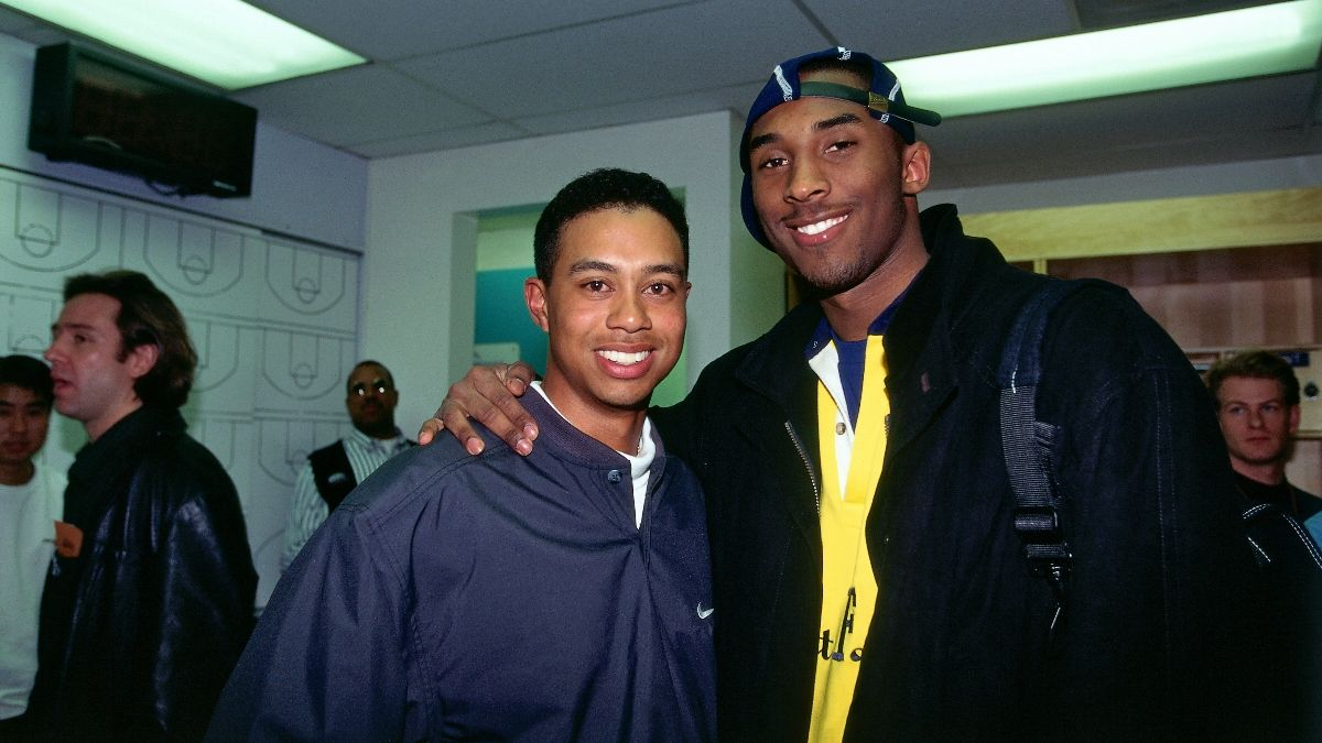 Sobel: Why the Lives of Kobe and Tiger Will Forever Be Intertwined article feature image