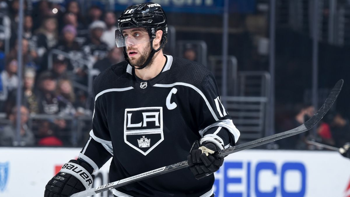 NHL Saturday (Jan. 4) Betting Odds and Picks: The Kings Are Flying Under the Radar article feature image