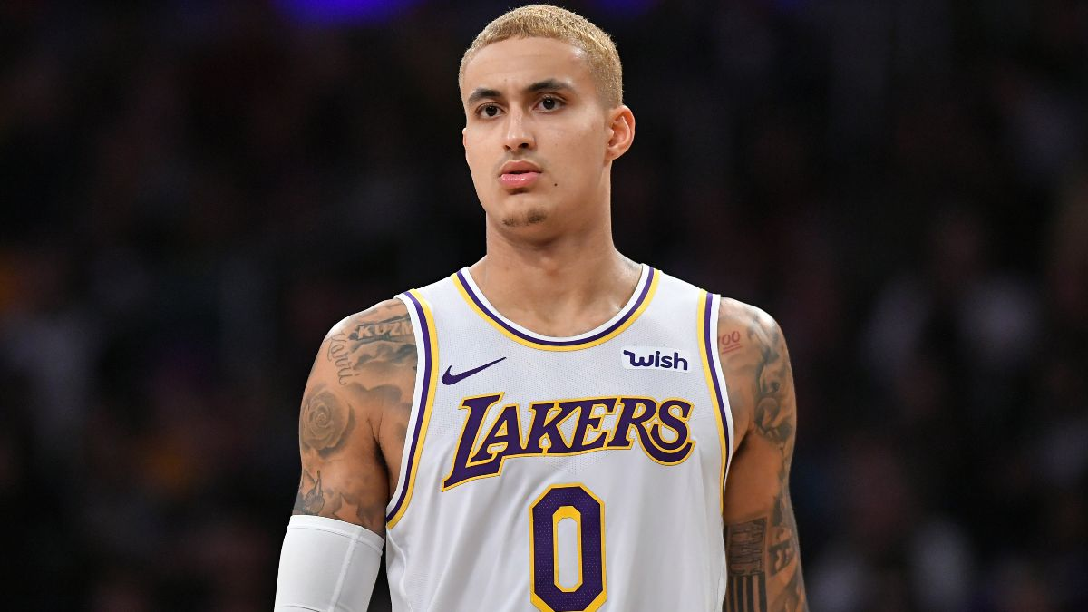 Moore: Separating Fact from Fiction With Kyle Kuzma's Trade Value to the Lakers article feature image