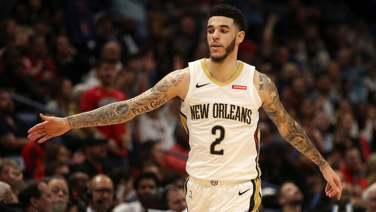 NBA Injury News & Starting Lineups (Jan. 19): Lonzo Ball Upgraded to Probable for Pelicans article feature image