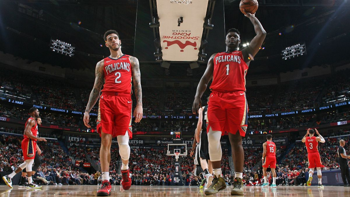 Celtics vs. Pelicans Betting Picks, Betting Odds & Predictions: Will Zion Get His First NBA Win? article feature image