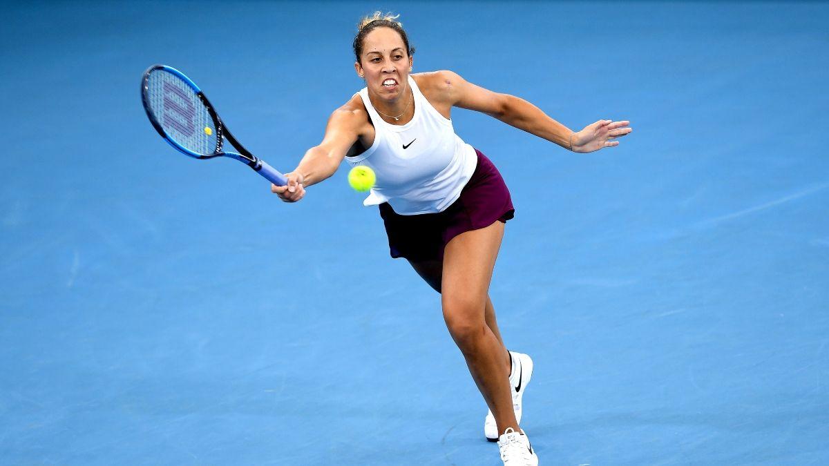 Australian Open Day 1 WTA Betting Picks & Odds: The Best Way to Bet Madison Keys vs. Daria Kasatkina article feature image