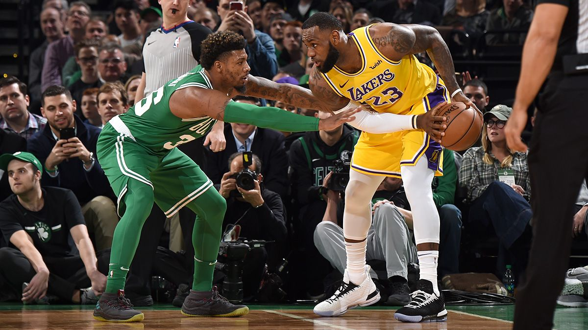 DraftKings Sportsbook Best Promo Code & Bonus (Monday Jan. 20): Lakers-Celtics & Oklahoma-Baylor Odds Boosts article feature image