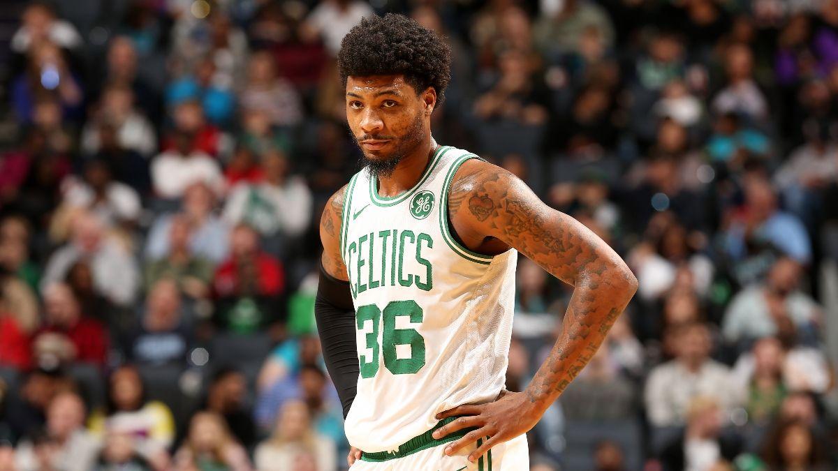 NBA Sharp Betting Picks (Jan. 4): Celtics vs. Bulls, Hornets vs. Mavericks Among Games Drawing Pro Action article feature image