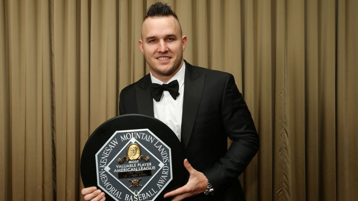 2020 MLB American League MVP Odds: Mike Trout an Odds-On Favorite article feature image
