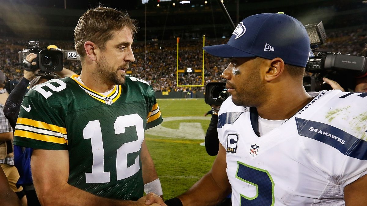 NFL Divisional Round Betting Odds, Spreads, Lines, Over/Unders & Schedule for Seahawks-Packers & Vikings-49ers article feature image