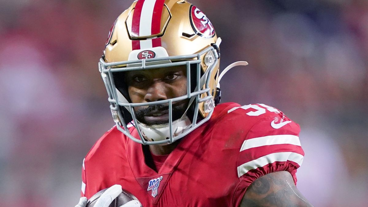 Conference Championships Fantasy Football Half PPR Rankings: RB article feature image