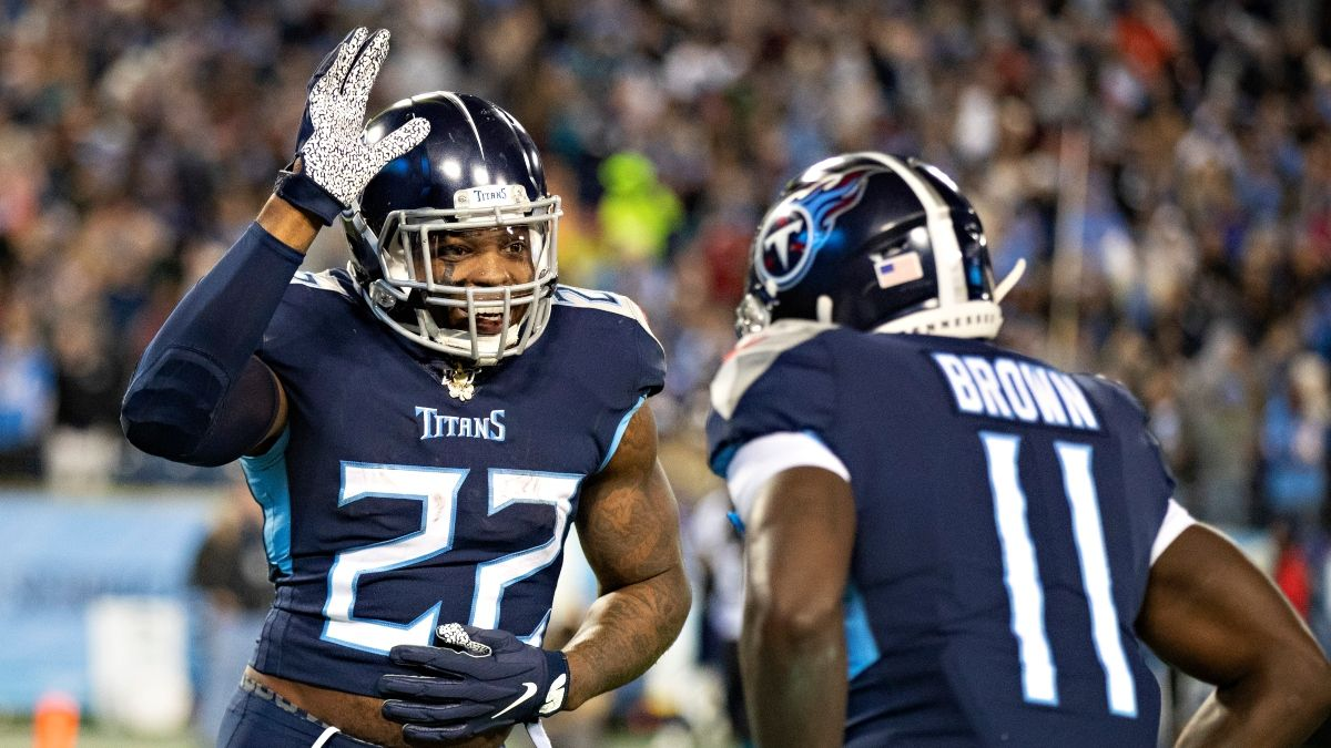 Conference Championships Fantasy Football Half PPR Rankings: Flex article feature image