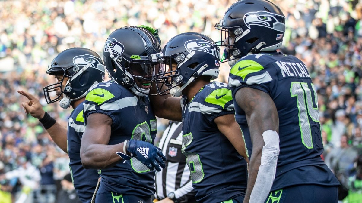 NFL Wild Card Betting Cheat Sheet: Seahawks-Eagles Odds, Picks & Predictions article feature image