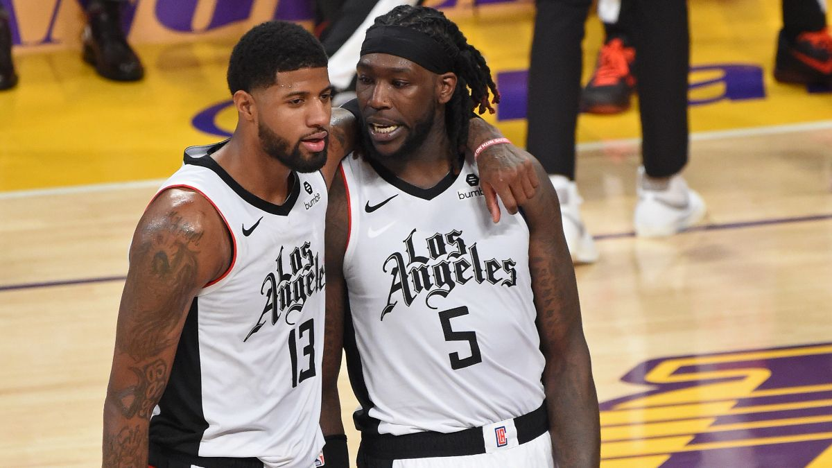 Best NBA Player Props & Betting Picks (Thursday, Jan. 2): How to Bet Paul George & Montrezl Harrell Props article feature image
