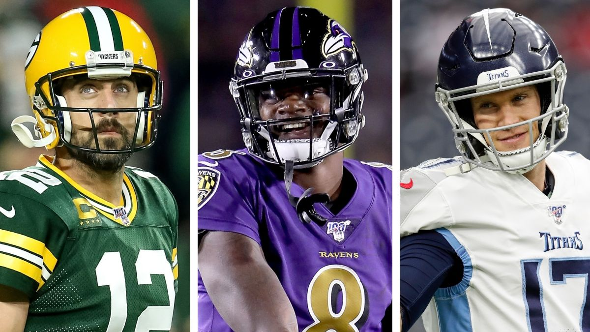 Raybon's QB Confidence Rankings: Who To Trust In the Divisional Round article feature image
