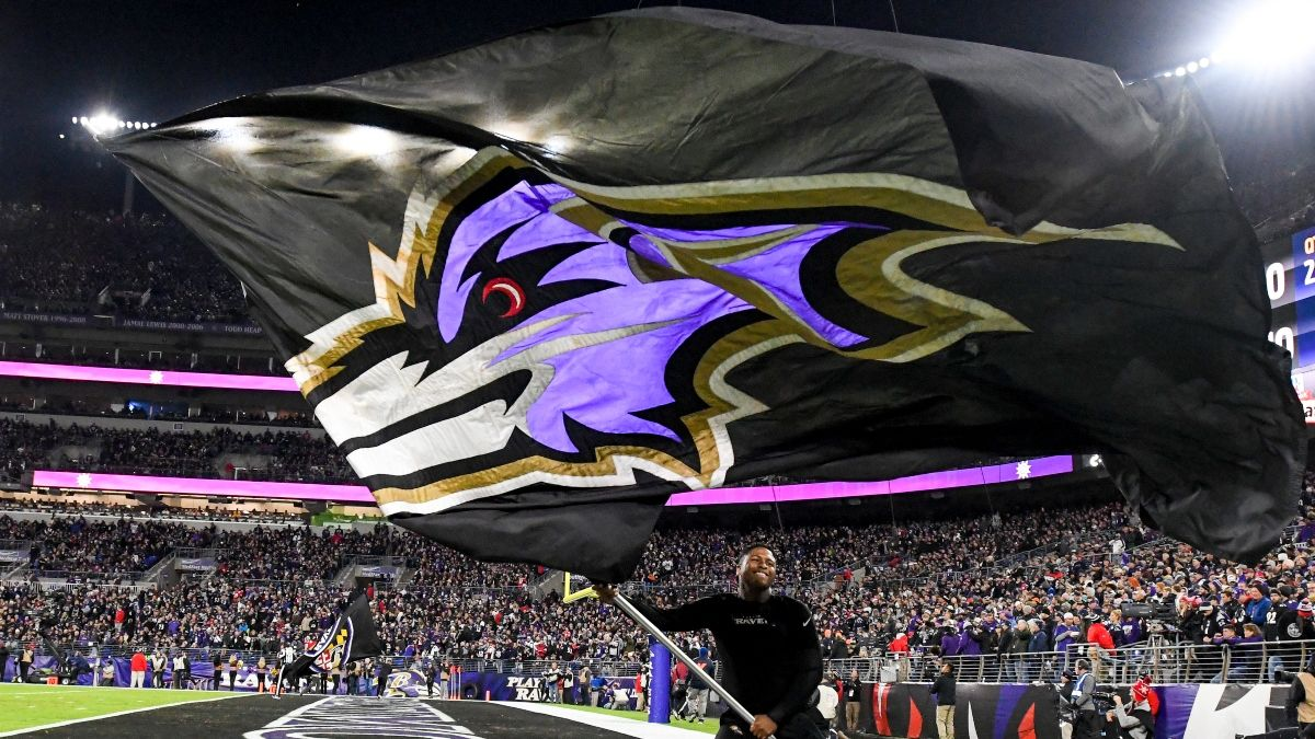 Titans vs. Ravens Weather Forecast: Windy Conditions Moving Divisional Round Odds article feature image