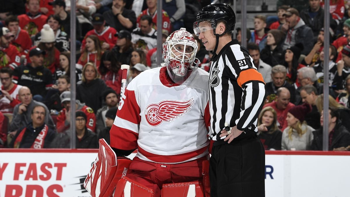 Tuesday NHL Betting Odds and Picks: Please, Not the Red Wings (Jan. 7, 2020) article feature image