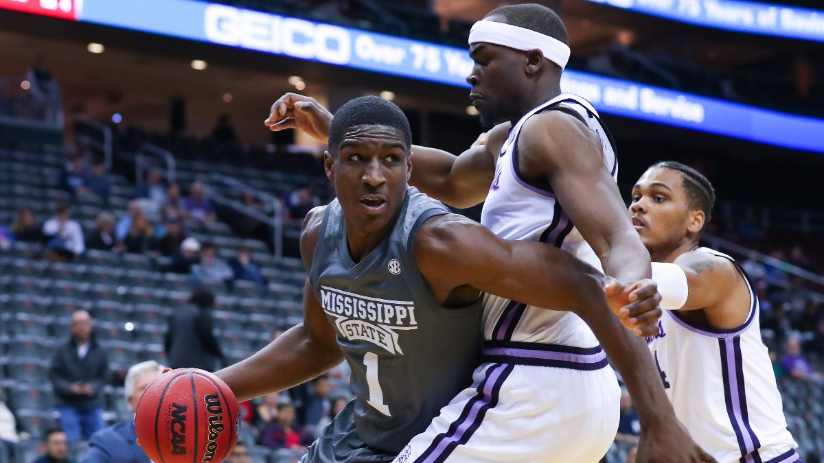 Saturday College Basketball Betting Odds & Picks: Mississippi State vs. Tennessee, Wisconsin vs. Michigan State article feature image
