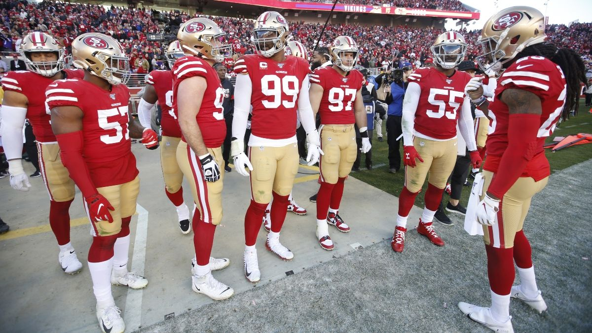 Packers vs. 49ers Odds, Betting Trends: Early Money Moving NFC Championship Game Spread article feature image
