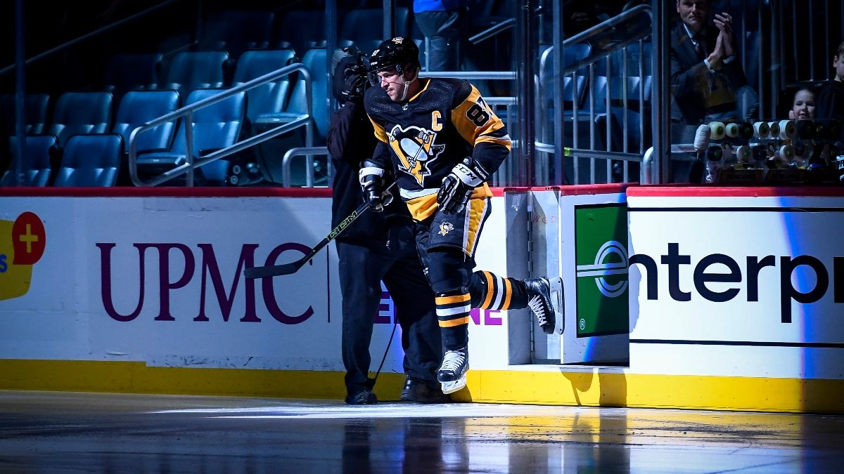 Thursday NHL Betting Odds & Predictions: Penguins vs. Bruins, Flames vs. Maple Leafs, More ( Jan. 16, 2020) article feature image