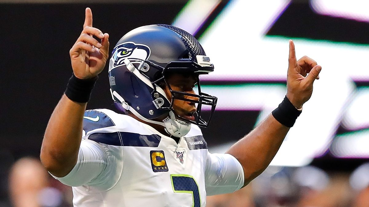 Stuckey: How I'm Betting Seahawks-Eagles Over/Under on NFL Wild Card Weekend article feature image