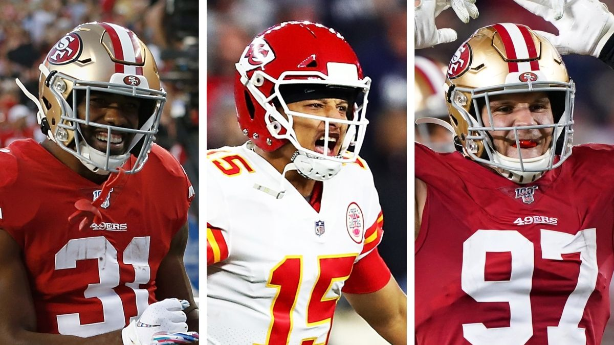 Super Bowl 54 MVP Odds: Drafting the 16 Best Picks for Chiefs vs. 49ers article feature image