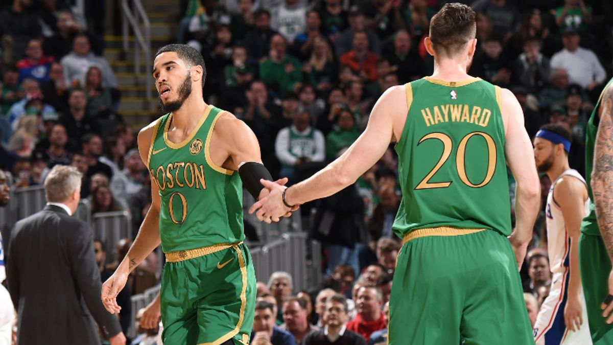 NBA Picks For Celtics-Nets, More Wednesday Games article feature image